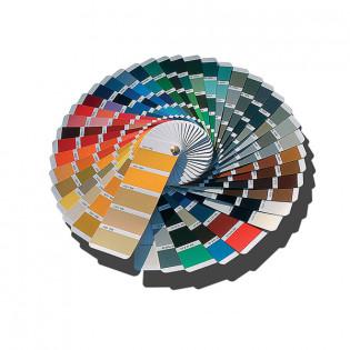 Расширенная палитра покраски панорамных секциий Alutherm